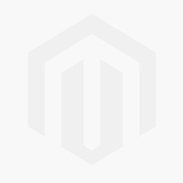 Dot and Wave Large Silk Jewelry Roll - Blue