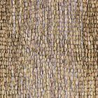 Gems Corn Handwoven Silk Scarf - Gold