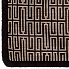 Chase Cushion Cover -  Black