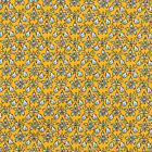 Kan Yang Silk Twill Tie - Yellow