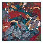 Suthipa's Jungle Silk Napkin - Turquoise