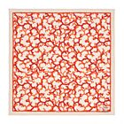 """18"""" Coral Linen Napkin - Red"""